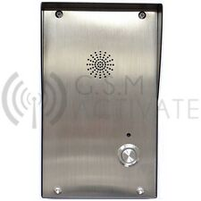 GSM INTERCOM - UK MANUFACTURED BY GSM ACTIVATE