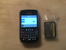BlackBerry Tour 9630 - Black (BELL MOBILITY) Smartphone~FREE SHIP