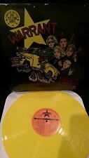 WARRANT - Greatest & Latest HITS LP Cherry Pie Bad Tattoo HollyWood Sunset Strip