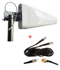 ZTE MF283 4G LTE CPE Router Wireless Gateway External Log Periodic Yagi Antenna