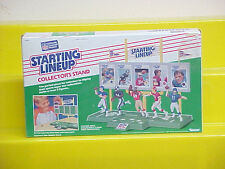 Vintage 1988 Kenner Starting Lineup Football Collectors Stand/NFL/New in Box