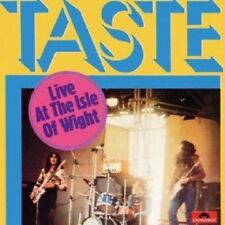TASTE - LIVE AT THE ISLE OF WIGHT  CD  6 TRACKS BLUES ROCK CONCERT  NEU