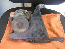 RARE 1968 PORSCHE 912 AIR SMOG PUMP OEM WITH PULLEY AND SOME BRACKETS ORIGINAL