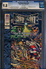 1 CGC 9.8 Deathmate Black First Full Appearance of Gen 13 Choi Silverstri Lee