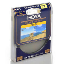 Hoya 72mm Circular Polarizing CIR-PL CPL FILTER fit for Canon Nikon Sony Lenses
