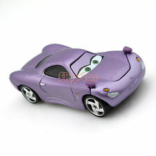 Original Disney Pixar Diecast Metal Cars2 Holly Shiftwell Voiture jouet