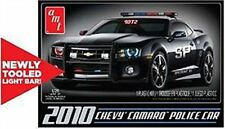 AMT 1/25 Scale 2010 Chevy Camaro SS/RS Police Car 817