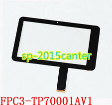 "7"" inch Touch Screen Digitizer Glass Freelander PD10 PD20 3G FPC3-TP70001AV2/AV1"