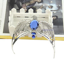 New Ravenclaw Lost Diadem Crystal Tiara Crown Horcrux Harry Potter Cosplay Prop