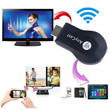 WiFi Full-HD 1080P HDMI TV Stick AnyCast DLNA Wireless Chromecast Airplay Dong