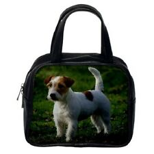 JACK RUSSELL TERRIER DOG PUP Puppy WOMENS LEATHER BAG HANDBAG 99374187