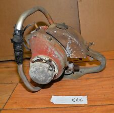 Rare Fleetwood power products chainsaw propulsion engine meat cutting odd saw