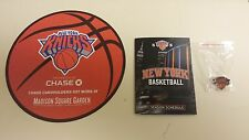 NBA - New York Knicks 2015 Season Memorabilia Lot