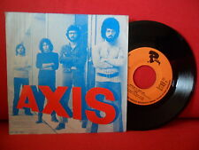 1973 AXIS Waiting a Long Time 7/45 [unplayed] PORTUGAL GREEK HARD PROG ROCK RARE