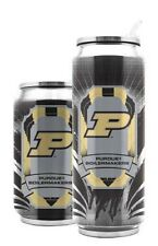 Purdue Boilermakers Stainless Steel Thermo Can - 16.9oz [NEW] Tumbler Coffee