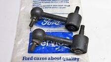 MK2 CORTINA ESTATE GENUINE FORD NOS PAIR OF REAR SHOCK ABSORBER LINK ASSY'S
