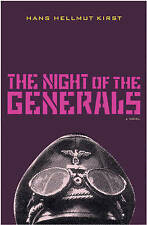 The Night of the Generals by Hans Hellmut Kirst (Paperback, 2002)