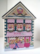 Harry London Gourmet Chocolates Posh Paws Embossed Tin House Building