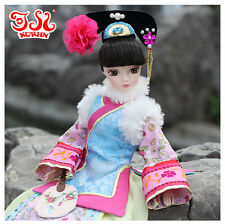 China Pretty Ancient Little Pearlite Princes Of Kurhn Chinese Barbie Doll Figure