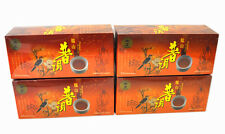 4 Packs Premium Pu Erh Puer Pu'er Pu Er tea - 100 Teabags 60 Days Supply