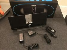 Sirius SATELLITE Radio S50-EX1 EXECUTIVE Docking STATION Sound
