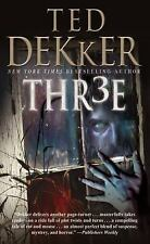 BUY 2 GET 1 FREE Thr3e by Ted Dekker (2010, Paperback)