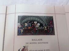 Illustré par Gradassi - Oeuvres de François Villon - 550 Ex. - 1953