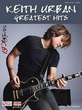 Keith Urban: Greatest Hits (Piano/Vocal/Guitar Songbook)
