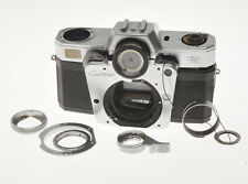 "Zeiss Ikon Contarex Bullseye ""Ciclope"" disassembled and not complete"