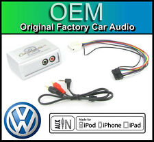 VW GOLF MK5 AUX in lead STEREO AUTO IPOD IPHONE PLAYER ADAPTER CONNECTION KIT