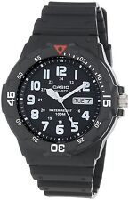 Casio Men's MRW200H-1BV Black Resin Dive Watch, New, Free Shipping