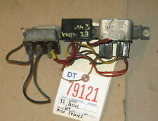 VOLVO 82 240 DIESEL TWO (2) MISC CONTROL UNITS / RELAYS 1982
