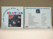 Mega Rare The Beatles On Cover Only Singapore CD FCS7663