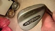 Vintage Petron Impala Forged Steel Blade Sand Iron Wedge gc
