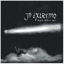 "IN EXTREMO"" RAUE SPREE 2005"" CD NEUWARE"