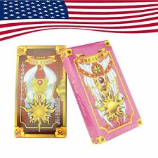 New Two Sets 52+54 Hope Cosplay Card Captor Sakura Clow Cards