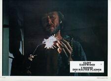 CLINT EASTWOOD HIGH PLAIN DRIFTERS 1973 VINTAGE PHOTO LOBBY CARD N°8