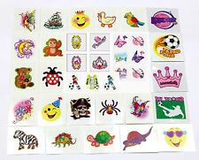 40 funky MIXED TATTOOS girls boys Party Bags filler Pinata School child +