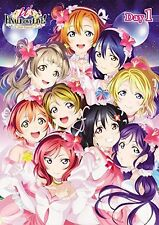 M'S-LOVE LIVE! M'S FINAL LOVELIVE! - M'SIC FOREVER DAY1-JAPAN 3 DVD U00