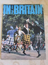 Vintage Collectable Magazine Coming Events In Britain April - 1964