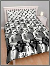 STAR WARS Awaken  STORMTROOPER Queen Size Quilt Cover Set New