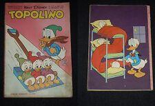 ***TOPOLINO N. 321*** 21 GENNAIO 1962 - CON BOLLINO E FIGURINE