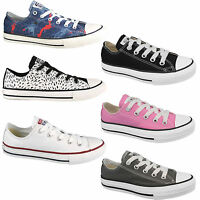 Converse All Star OX Children Chucks Low shoes Trainers Shoes NEW