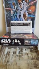 Star Wars Y Wing Fighter AMT model kit NEW Obsolete! Ideal Xmas Gift!