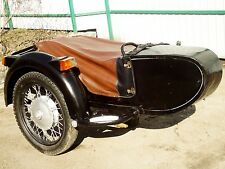Sidecar: Motorcycle Dnepr. Compatible for: BMW Ural HD Harley Davidson Honda etc