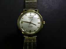 LONGINES ADMIRAL GOLD FILLED AUTOMATIC WATCH