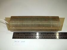 """Air Coil, RF Inductor, 60 uH, 7.5X2.625"""" , AWG 14,(AC10)"""