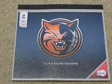 BOBCATS vs. LA CLIPPERS  - Feb. 11, 2012 - Complete Book of 16 Suite Tickets