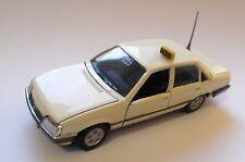"""Opel Rekord E Limousine saloon """"TAXI"""" Deutschland Germany, GAMA in 1:43 taxa!"""