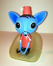 "Kidrobot: Scarygirl Nathan Jurevicius 6"" Chihoohoo by Flying Cat, 2004."